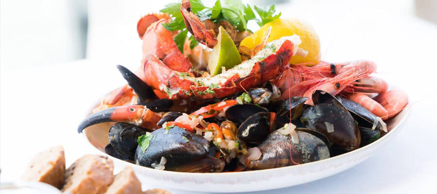 Featured image 4 Types of Food to Try in Galloway Seafood - 4 Types of Food to Try in Galloway